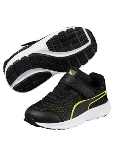 Puma Crocs 204537-3Tı Crocband Clog Çocuk Bebek Sandalet Terlik Siyah